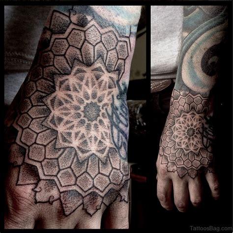 admirable mandala tattoos  hand