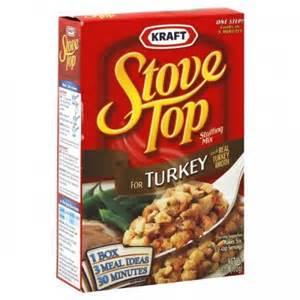 kraft stove top mix for turkey 6 oz