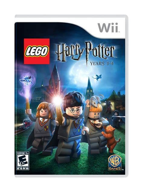 Harry potter store new york. Lego Harry Potter Años 1-4 Para Nintendo Wii Y U En ...