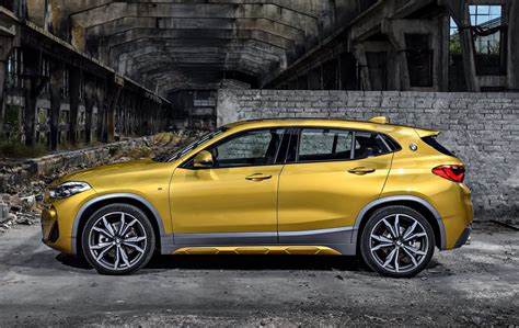 Bmw Sport by Bmw X2 Officially Revealed Debuts M Sport X Option