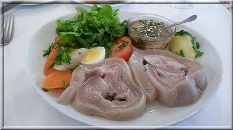 cuisine tete de veau tête de veau sauce gribiche a vos assiettes recettes