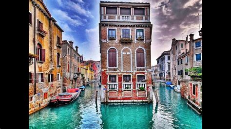 Beautiful Venice Italy Walk ~ You Pov Shops Cafes Canal