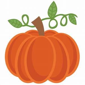 Fall Pumpkin SVG scrapbook cut file cute clipart files for ...