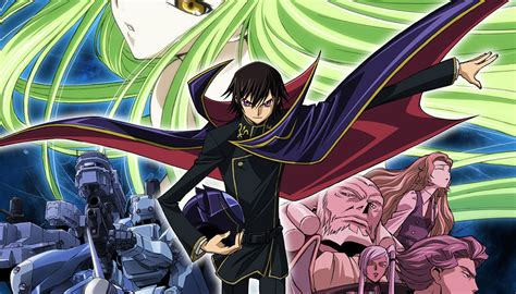 《Code Geass 反叛的鲁路修》第一季全25集,动画资源下载! - Animex动漫社