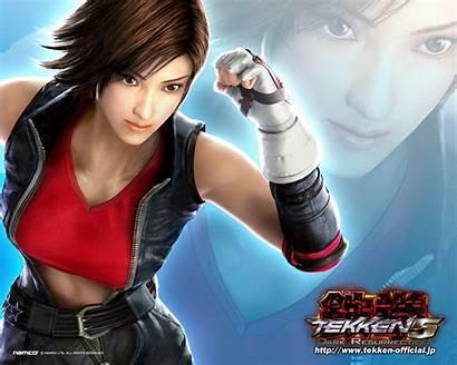 Kazama Asuka Tekken Tag Tournament Jin Fanpop