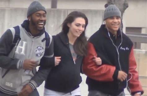 Pregnant Girl Asking Black Guys For Sex Video