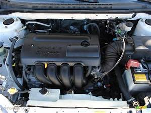 2004 Toyota Corolla Ce 1 8 Liter Dohc 16