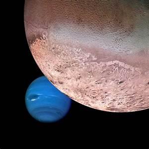 Weird Object: Neptune's Moon Triton | Astronomy.com