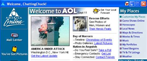 When America Chatted About 9/11 Online