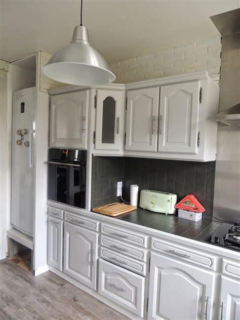 cuisine a repeindre moderniser une cuisine rustique unique repeindre sa