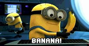 Banana Minions GIF - Find & Share on GIPHY