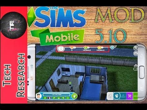 the sims mobile mod apk data version with