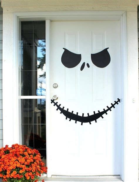 halloween door decorations ideas  pinterest halloween door holloween door ideas