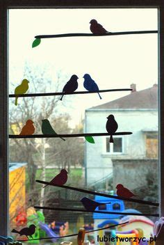 how to decorate a classroom window for would work 984   3d31ebf1a20d0f14c261b048def82189 bird decorations spring decorations kindergarten