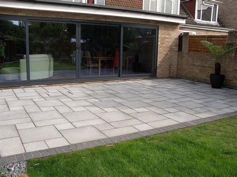 large patio large grey patio doors
