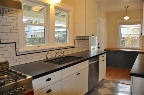 how to redo kitchen cabinets craftsman remodel craftsman kitchen santa barbara 8843