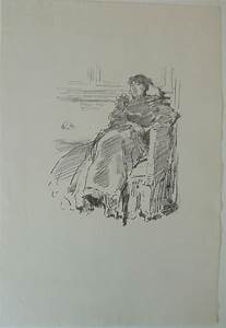 la robe rouge lithograph by jmwhistler With la robe rouge