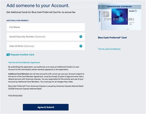 Nor do you have the same privileges as the primary cardholder — you won't have the ability to request account changes such as credit limit increases or add additional. Adding an Authorized User - Credit Card Insider