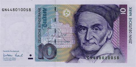 10 dm münze wert deutsche