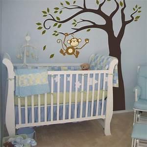 Cómo decorar la habitación de un bebé - Decorar Hogar