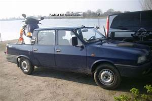Dacia Pick Up 4x4 : 2006 dacia pick up double cab 4x4 car photo and specs ~ Gottalentnigeria.com Avis de Voitures