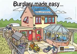 Make Burglary Hard!