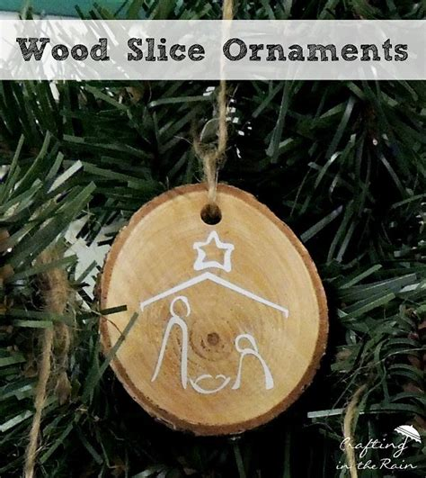 diy ornaments  jesus christ