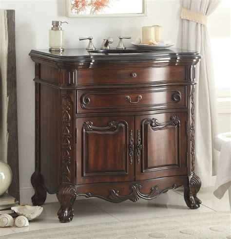 48 vanity with top adelina 36 inch antique mahogany bathroom sink vanity