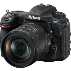 Nikon D500 DSLR Camera with 16-80mm Lens 1560 B&H Photo Video