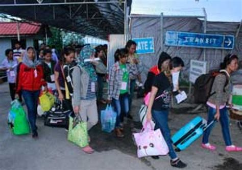 migrant workers flee as malaysia continues crackdown national tempo co migrant workers flee as malaysia continues crackdown national tempo co