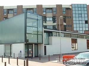 architecture dans l39ex ville nouvelle de cergy pontoise With carreau centre