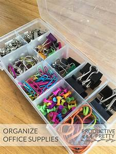 The 25+ best Office supply organization ideas on Pinterest ...