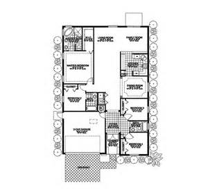 southwestern home designs sandoway southwestern home plan 106d 0020 house plans