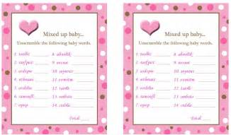 Invitations Baby Shower Girl