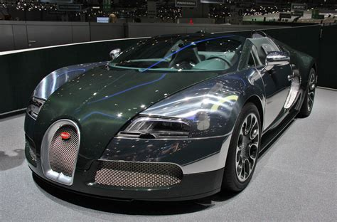 Bugati Veyron 2013 by 2013 Bugatti Veyron 16 4 Grand Sport Green Carbon