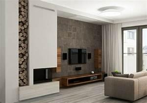Wand Mit Steinoptik : tv wand selber bauen einfache anleitung f r unerfahrene handwerker ~ Markanthonyermac.com Haus und Dekorationen