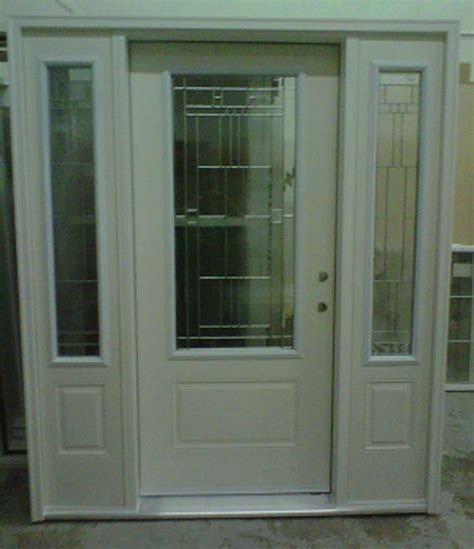 entry doors with sidelights single entry door w