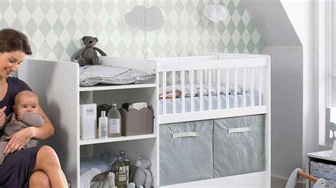 chambre bébé petit espace idee chambre bebe petit espace solutions pour la