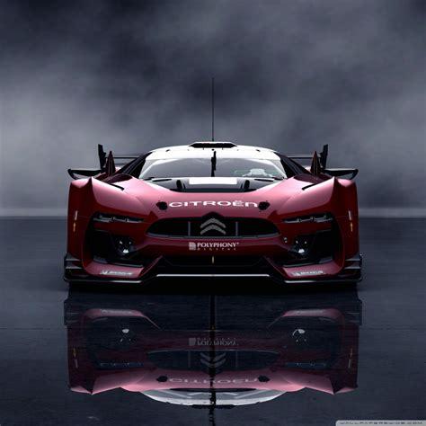 Citroen Gt Race Car 4k Hd Desktop Wallpaper For • Wide