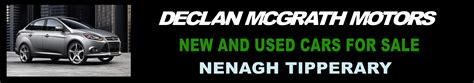 declan mcgrath car sales   nenagh  tipperary