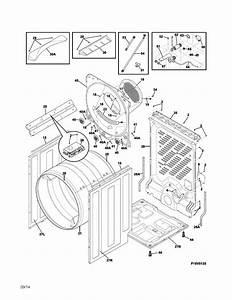 Electrolux Dryer Parts