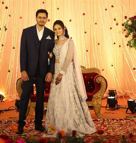 tv actress kajol srivastava sasural simar ka actress kajol srivastava s engagement was