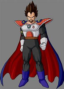 King Vegeta - Dragon Ball AF Fanon Wiki