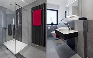Farbe Für Bodenfliesen : badezimmer deko grau neuesten design kollektionen f r die familien ~ Sanjose-hotels-ca.com Haus und Dekorationen