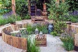 Gartengestaltung Mit Paletten : strandkorb im garten tipps zur aufstellung pflege deko ~ Whattoseeinmadrid.com Haus und Dekorationen
