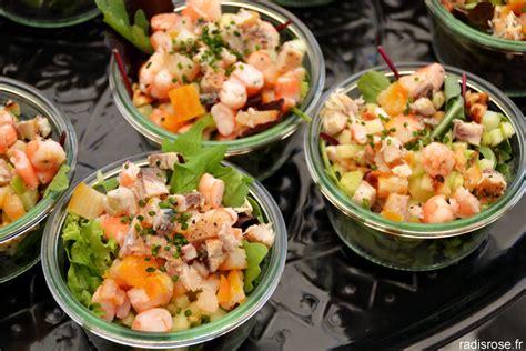cuisiner langoustine salade de pommes de terre langoustines haddock et