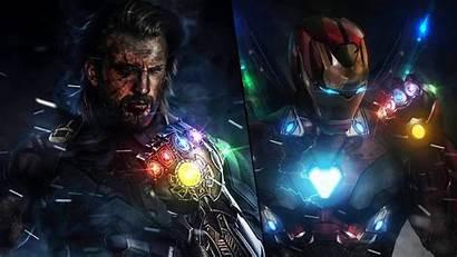 Gauntlet Avengers Infinity Endgame Avenger Superhero Which