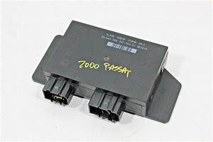 Vw Passat Comfort Control Module Wiring Diagram