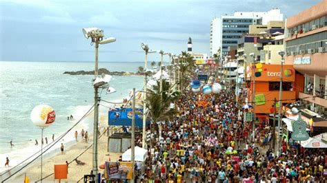 Salvador Carnival Travel Package - TGW Travel Group