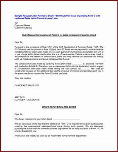Sample Request Letter For Form 16 Cover Letter Templates